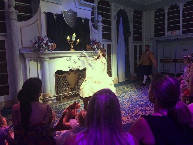 Belle and Lumière 8-20-18
