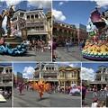 写真: Disney Festival of Fantasy Parade 8-20-18
