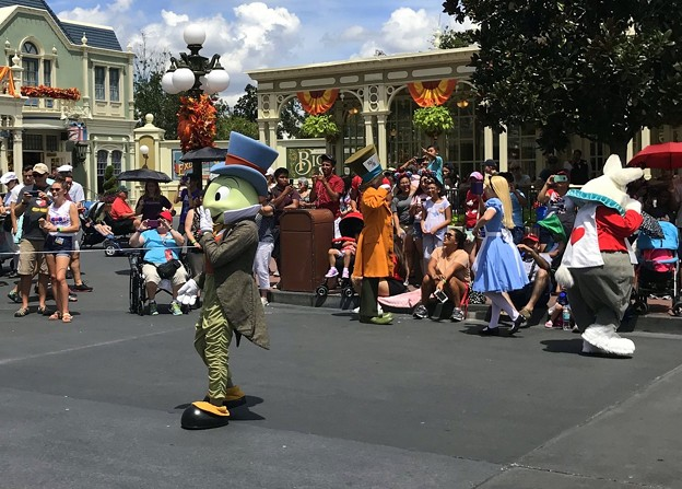 Jiminy Cricket 8-20-18
