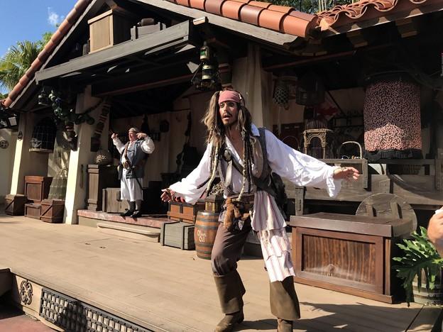 Captain Jack Sparrow 8-20-18