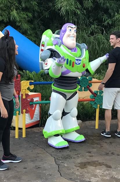 Buzz Lightyear 8-21-18