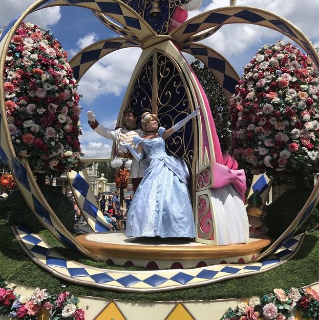 Cinderella and Prince Charming 8-20-18