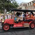 Micky, Minnie, Donald and Goofy 8-22-18