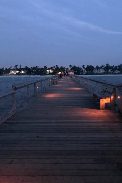 Naples Pier 11-26-18