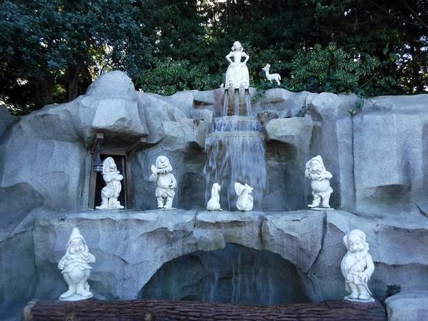 Photos: 白雪姫の井戸のところ 2019-1-27