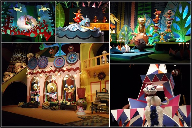 It's a Small World TDL New Version 2019-1-27
