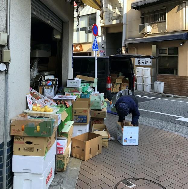 八百屋さんと魚可津 2019-1-30