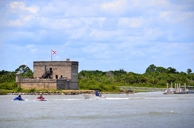 Fort Matanzas by the River 5-12-19