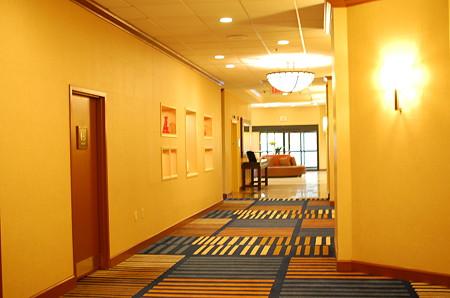シェラトン・ワシントン・ホテル・ノース(G廊下)