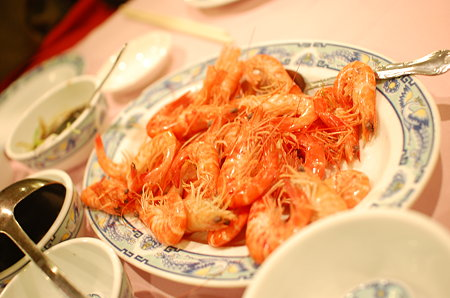 小桃園Steamed Shrimp