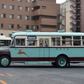 写真: 奈良交通  [ボンネットバス]