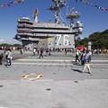 Photos: 航空母艦「ロナルド・レーガン」2
