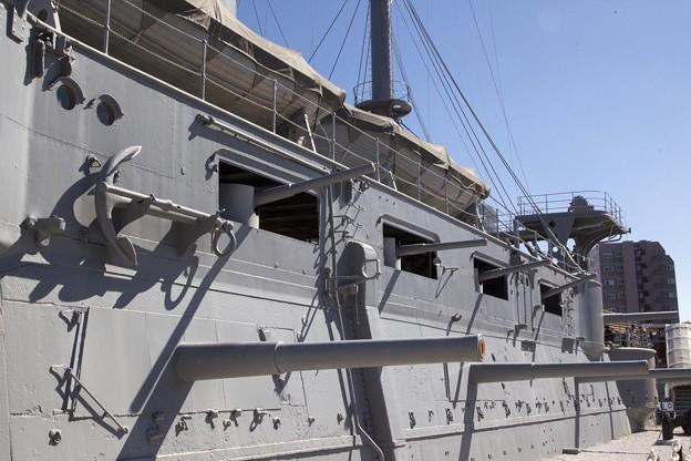 記念艦「三笠」 BID74C7954