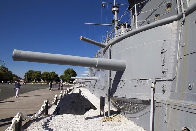 記念艦「三笠」 BID74C7997