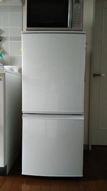 brand new fridge