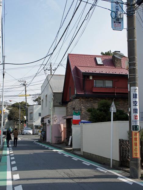写真: 江ノ電を歩く07