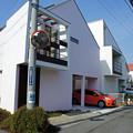 写真: 江ノ電を歩く14