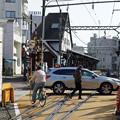 写真: 江ノ電を歩く33