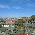 Photos: 湘南江の島駅のホームからの眺望