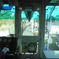 Photos: モノレール運転席の車窓1