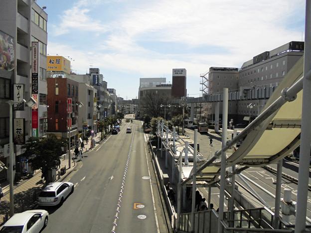 写真: 大船駅東口