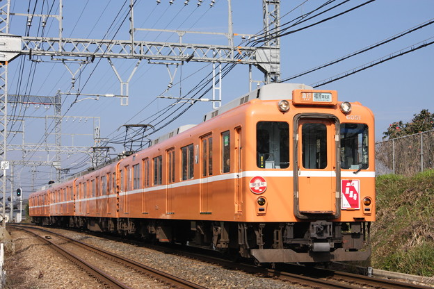 近鉄6020系(ラビットカー) 急行開運号