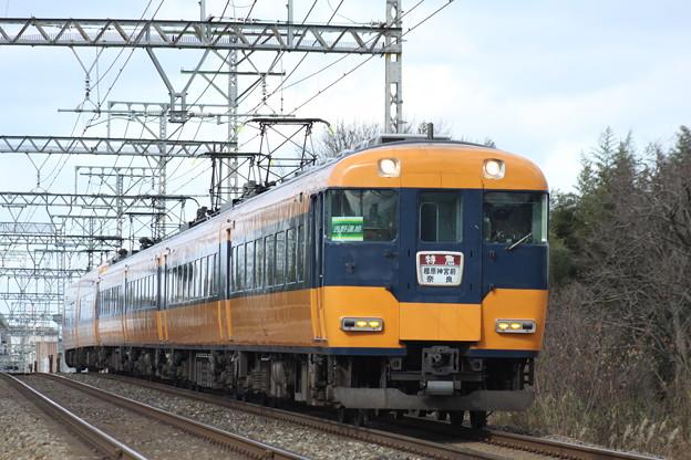 近鉄12200系+22000系