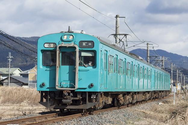 105系桜井線