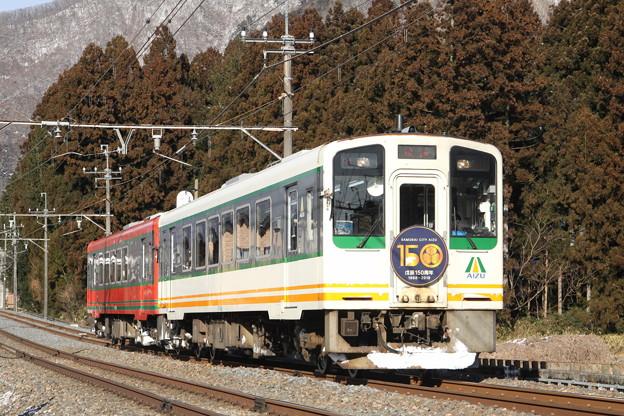 会津鉄道AT-600,AT-700形