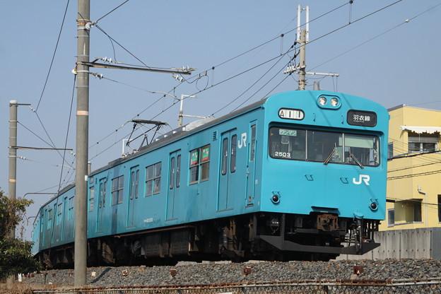 羽衣線103系