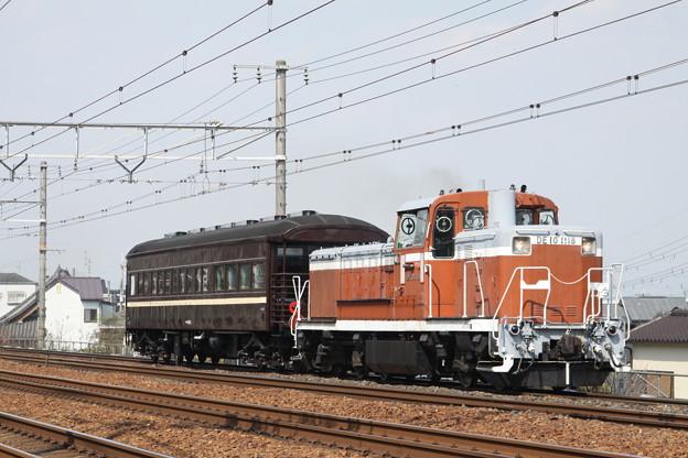マイテ49(京都鉄道博物館展示回送)