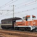 写真: マイテ49(京都鉄道博物館展示回送)