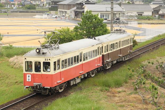 琴電レトロ(GW特別運行)