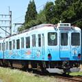 Photos: 養老鉄道600系(大垣市制100周年記念)