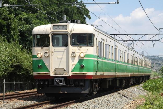 しなの鉄道 115系(旧信州色)