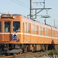 Photos: 養老鉄道600系ラビットカー[大垣揖斐]板