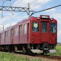 写真: 養老鉄道600系