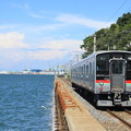 Photos: 7200系 快速サンポート南風リレー号