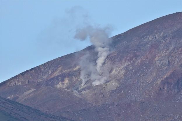 火山噴火警戒レベル2