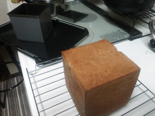 チョコレート風 食パン