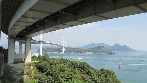 412来島海峡大橋