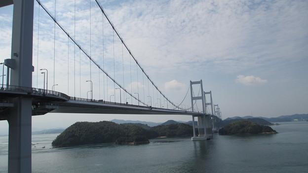 408来島海峡大橋