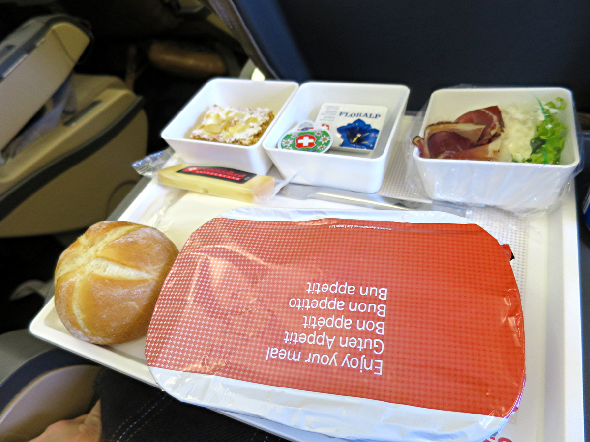 復路機内食2