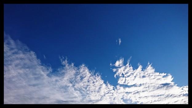 今日の冬空(20181209)