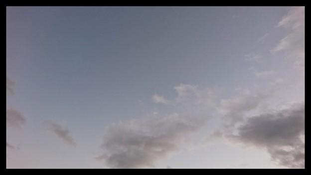 今日の冬空(20181230)