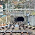 Photos: 2015_1227_135551_新生駒トンネル大阪側坑口