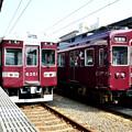 Photos: 2016_0228_105521_京都本線と嵐山線