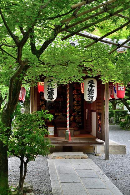 写真: 2018_0519_140300 化野念仏寺