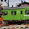 写真: 2018_0708_132515 JR奈良線鳥羽街道踏切