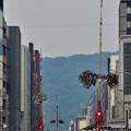 写真: 2018_0716_180521 東山を望む